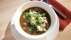 Chicken & Smoked Sausage Gumbo
